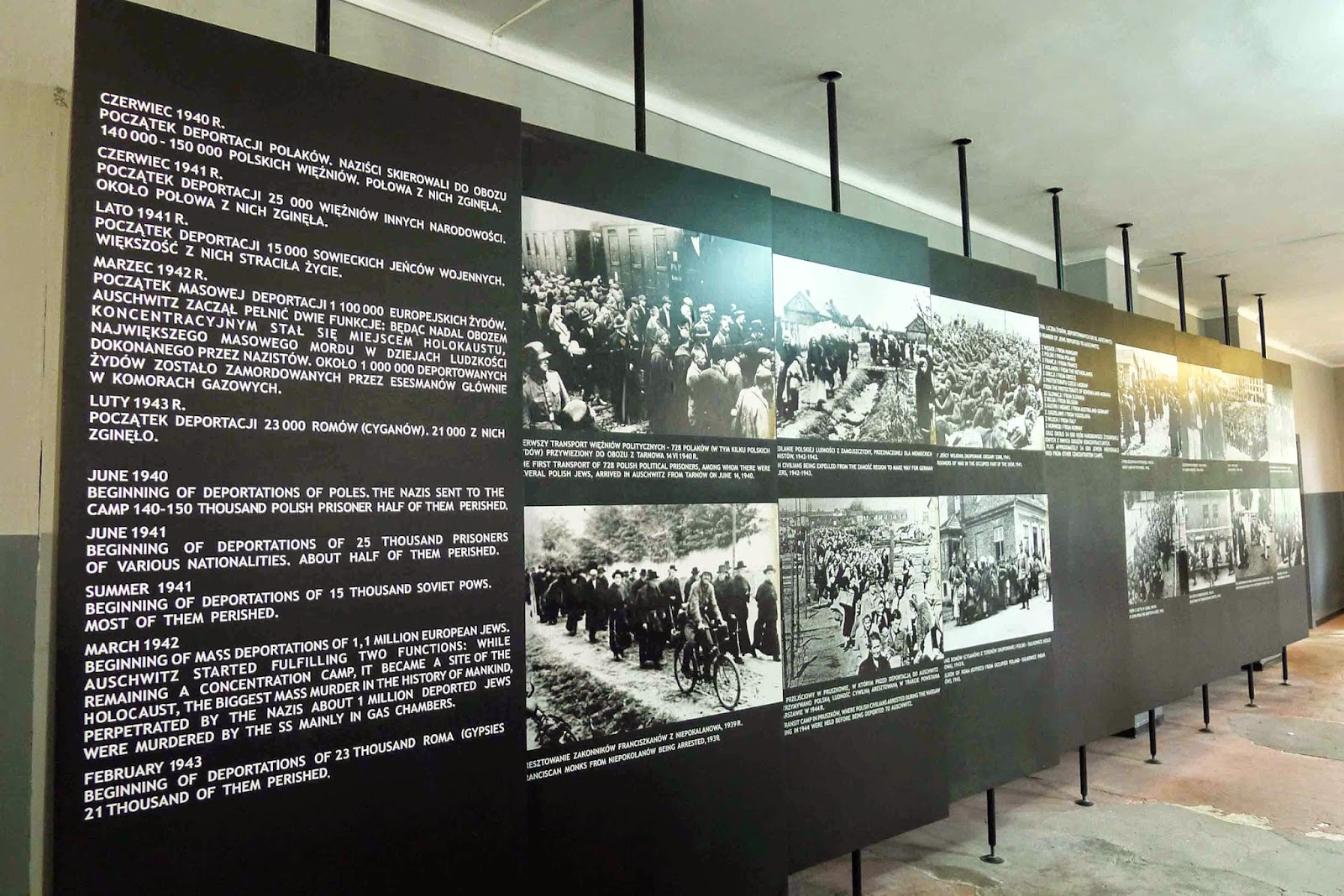History of Auschwitz