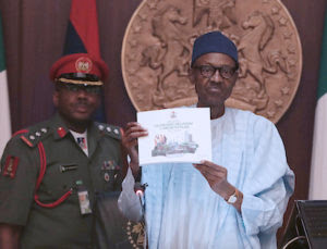 Nigerian Economic Recovery and Growth Plan (ERGP) Launched