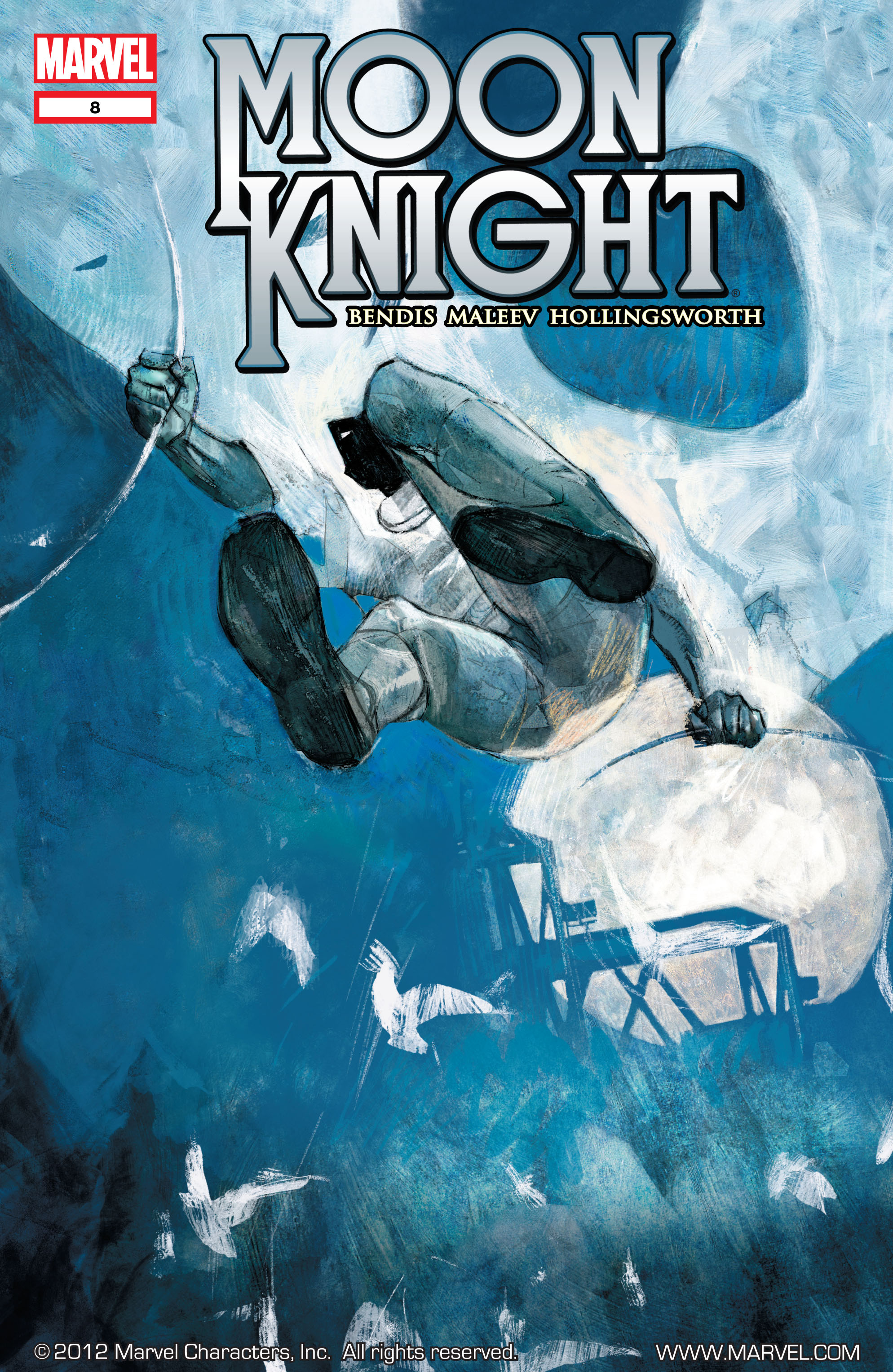 Moon Knight (2011) 8 Page 1