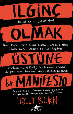 İlginç Olmak Üstüne Bir Manifesto - Holly Bourne - EPUB PDF İndir