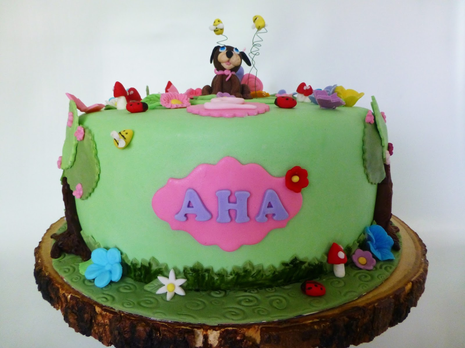 Cakesophia Happy Birthday Ana
