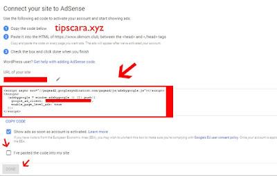 cara daftar google adsense 5 - tips dan cara