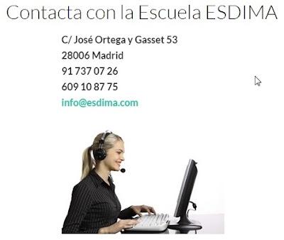 Escuela ESDIMA