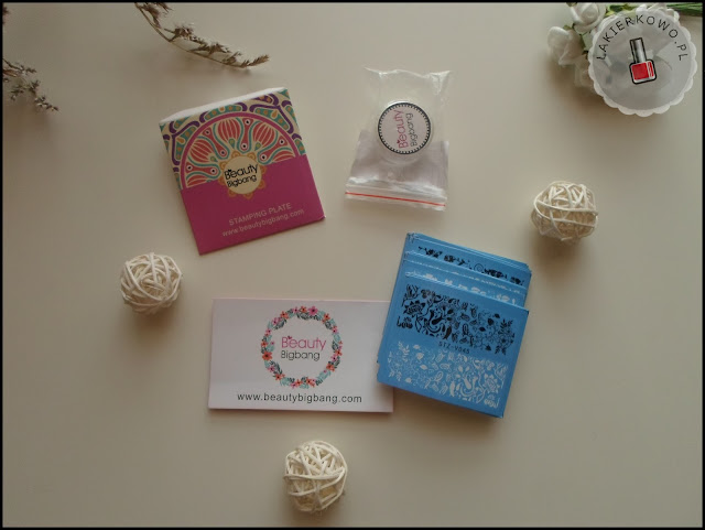 testuję produkty od Beauty Bigbang :-)