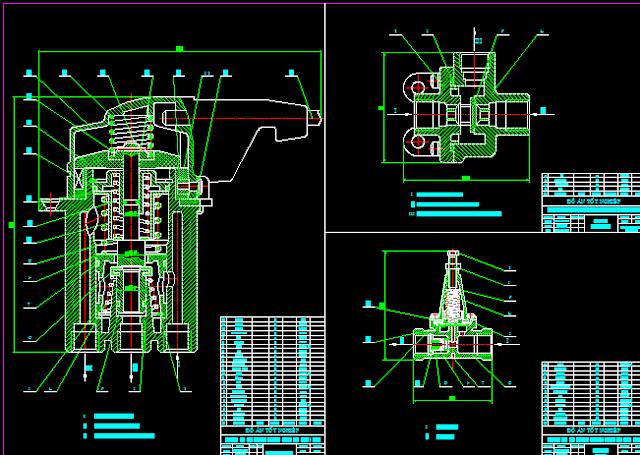 hệ thống phanh khí nén xe tải