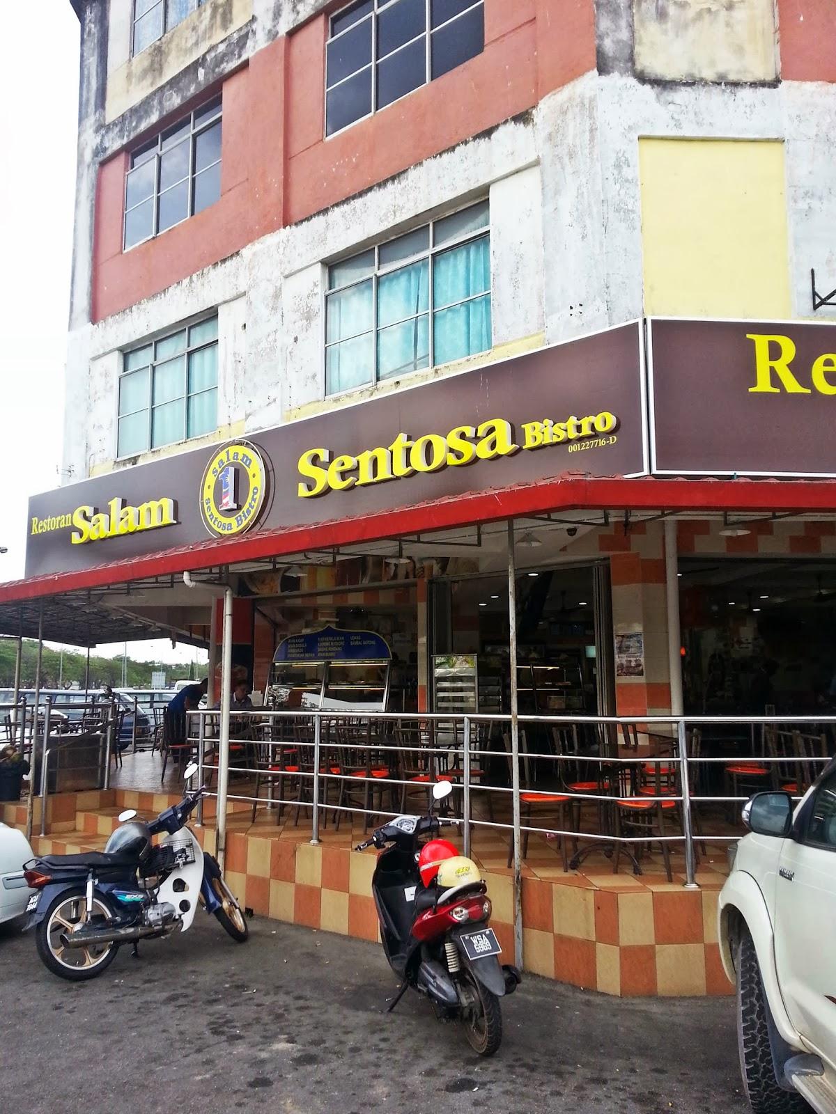 Venoth S Culinary Adventures Restoran Salam Sentosa