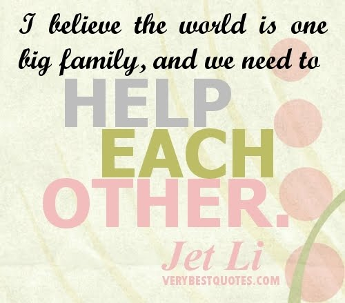 Inspirational Quotes About Positive: Quotes About Making A Difference In The World. QuotesGram