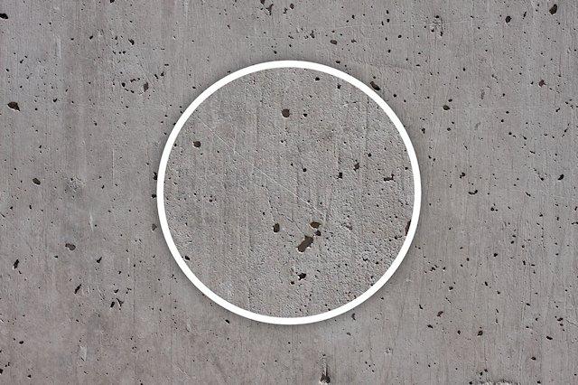 Concrete Holes Texture 3888 x 2592