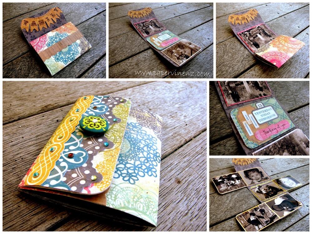 s day wallet mini album echo park papervine