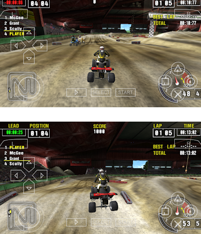 Download ATV Offroad Fury Pro PSP