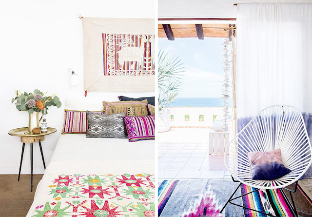 Textiles para dormitorios es Primavera/Verano