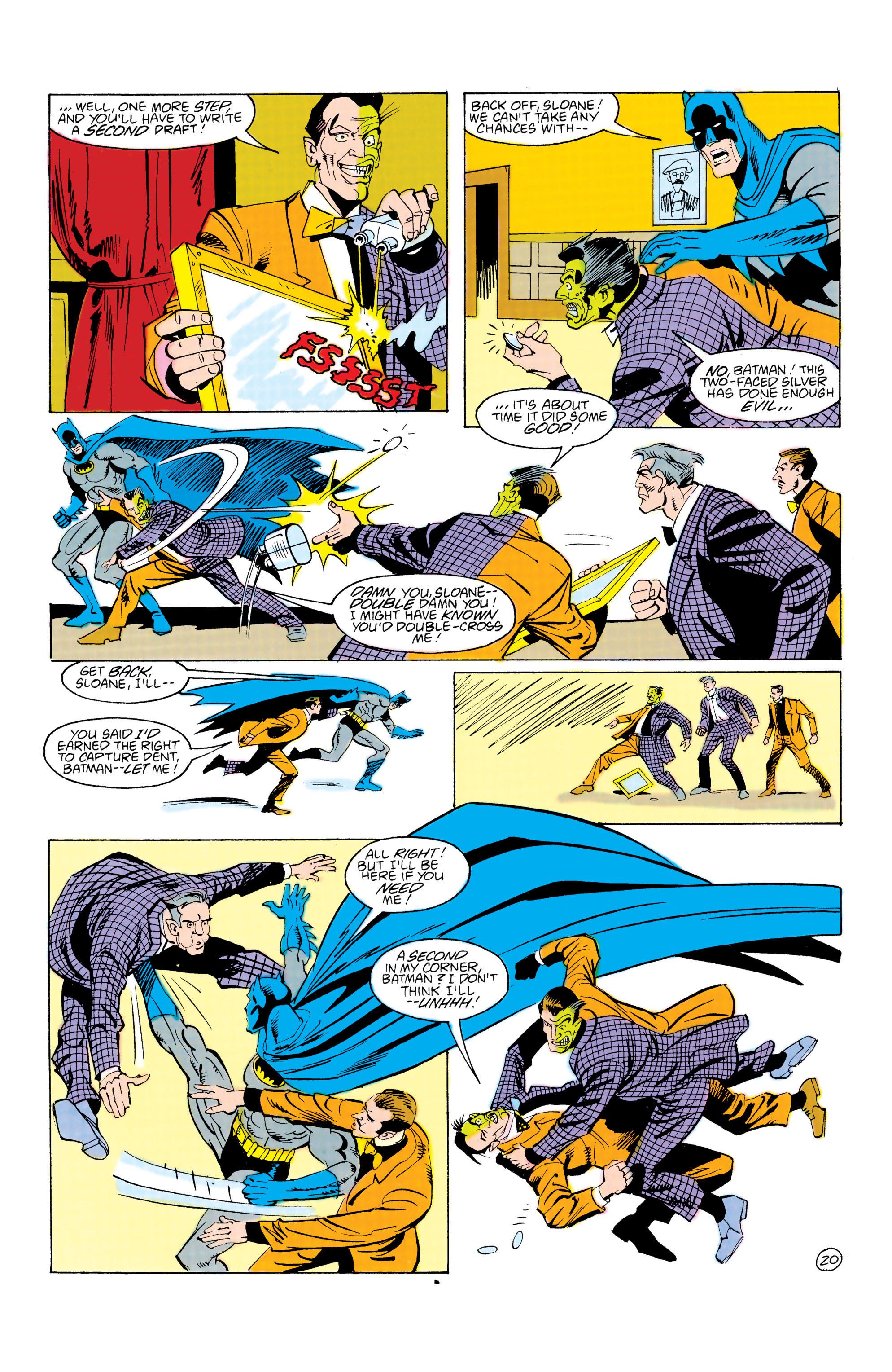 Detective Comics (1937) 581 Page 20