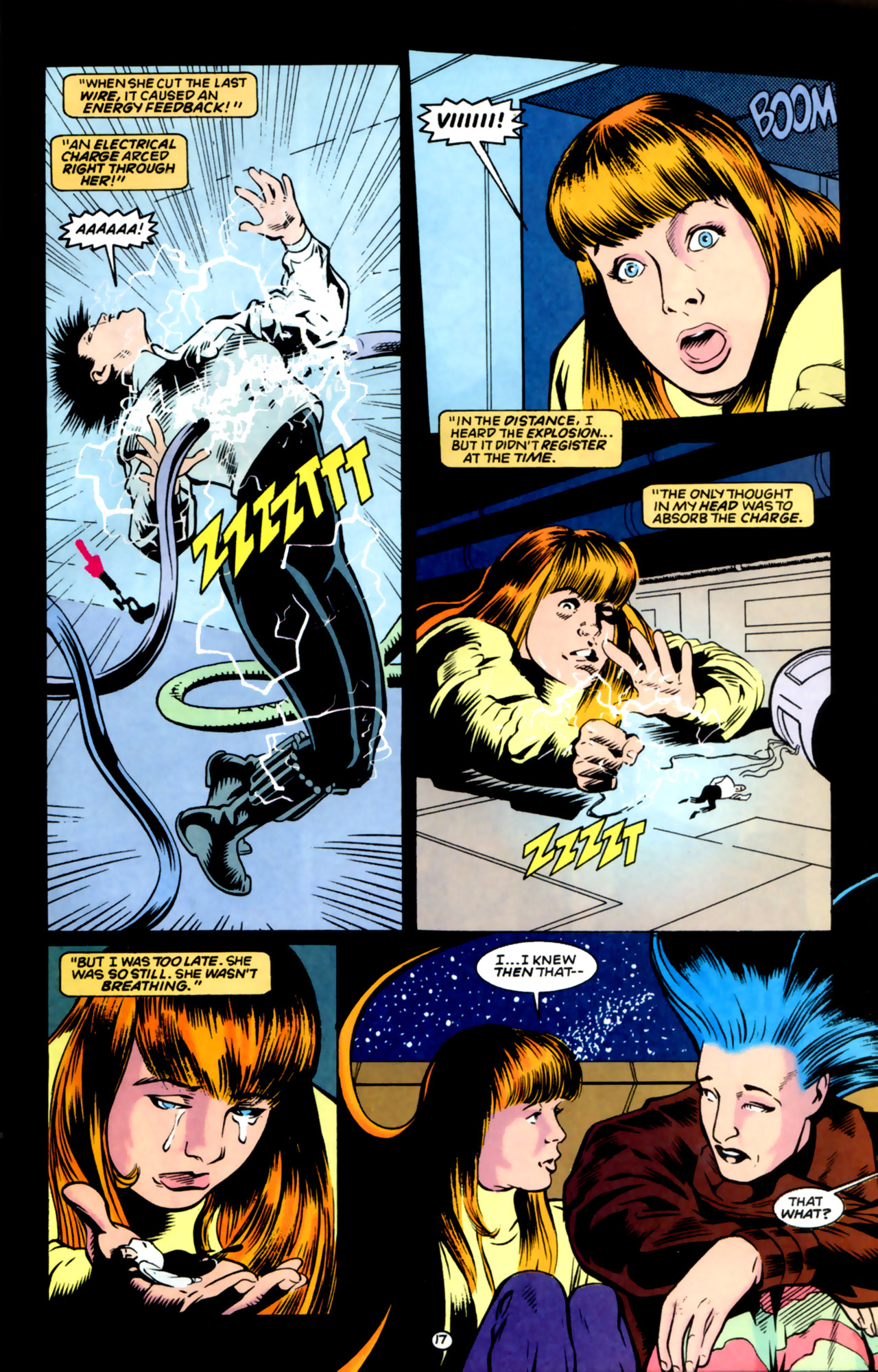 Legion of Super-Heroes (1989) 59 Page 17