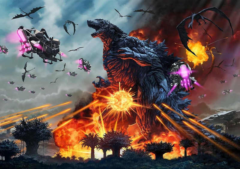 Godzilla: Kẻ Ăn Hành Tinh