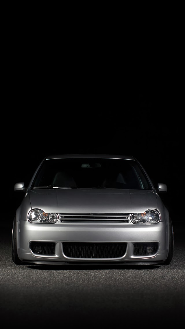 Steve White Vw >> #iPhone Retina #Wallpapers for iPhone 5/5C/5S/6/6Plus: VW Golf MK4