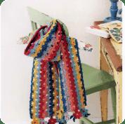 Gorro y Bufanda a Crochet