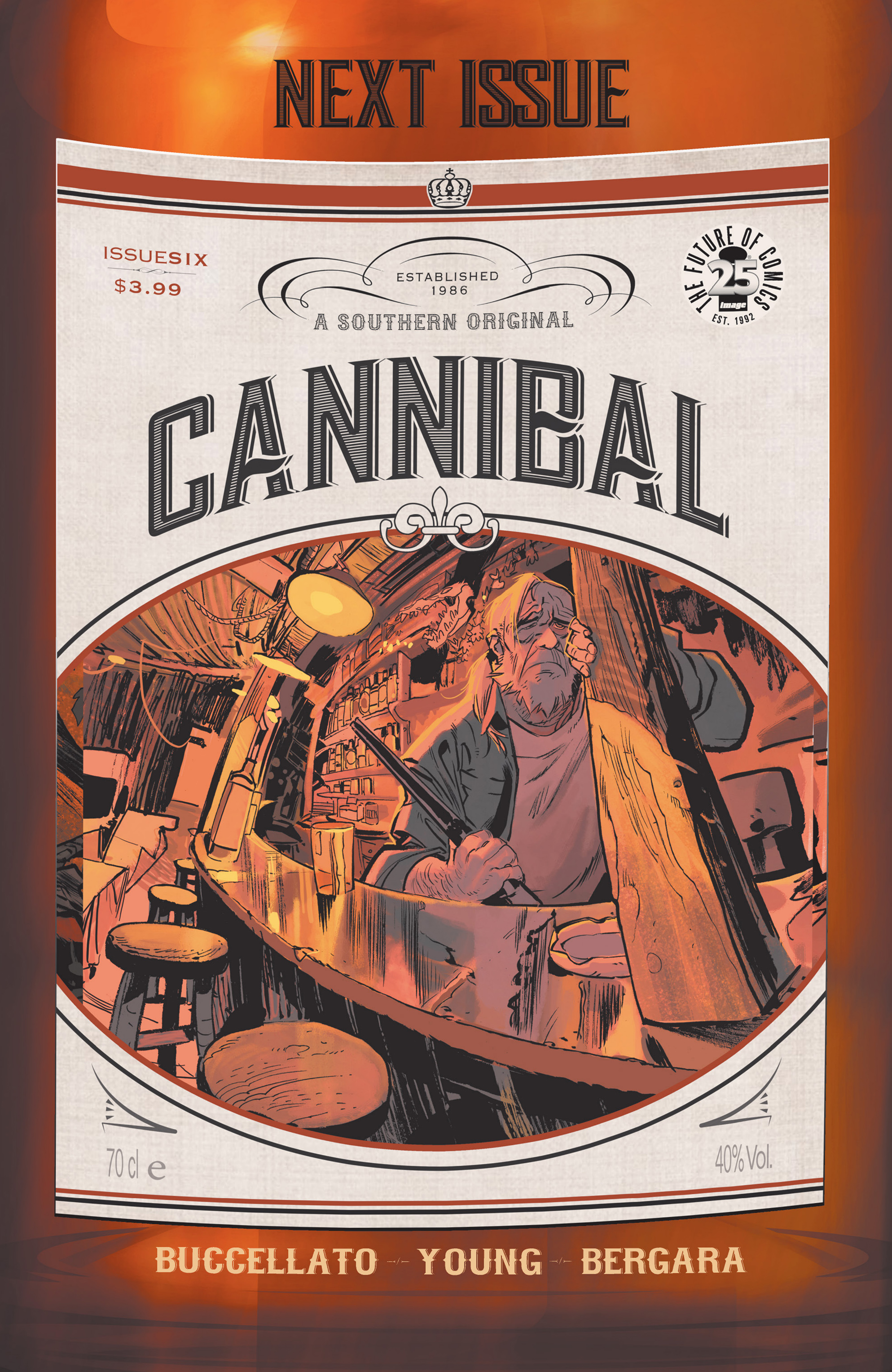 Read online Cannibal comic -  Issue #5 - 23