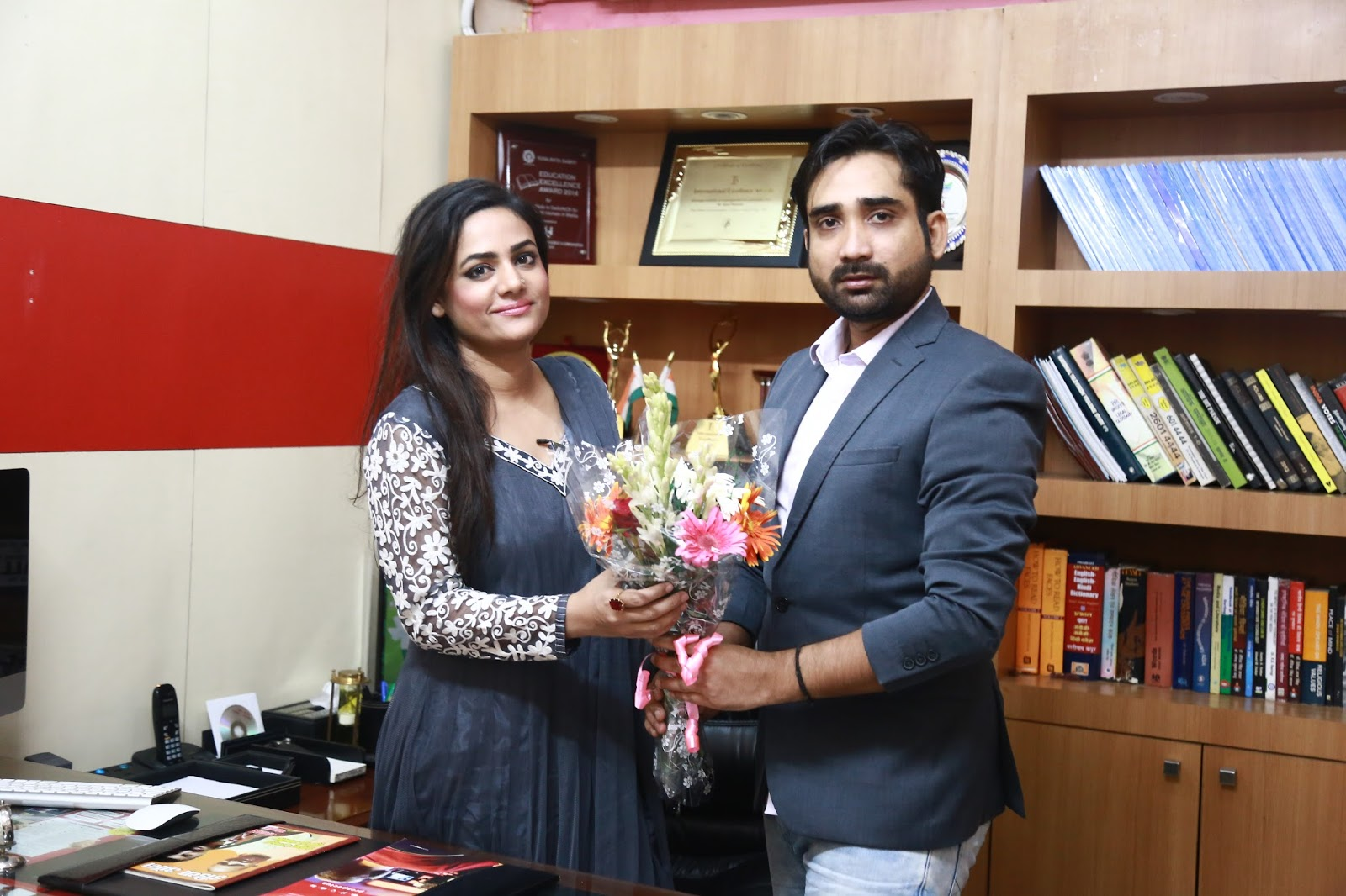 HIMCOM Orientation Day3- with Anchor Kavita Singh