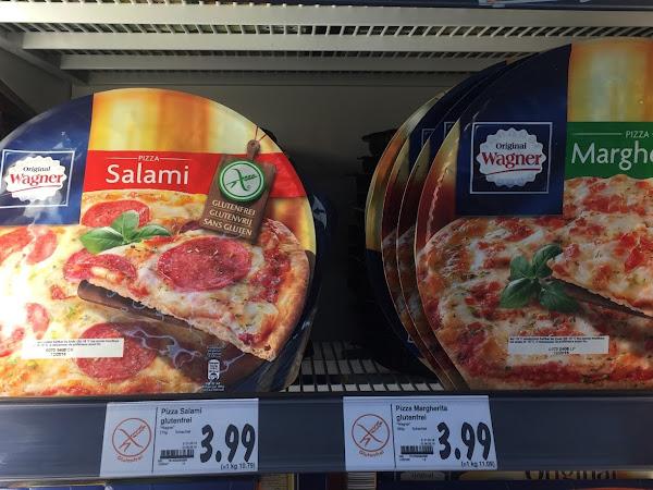 NEU: glutenfreie Original Wagner Pizza ab Februar 2016