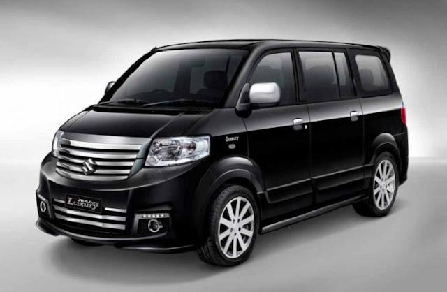 Suzuki APV Arena Mobil Yang Paling Nyaman Untuk Mudik