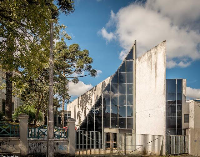 Museu Paranaense - anexo novo