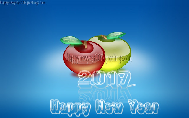 2017 New Year 3D HD Images Download For Desktop