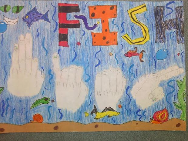 Fcjhs Art Sign Language