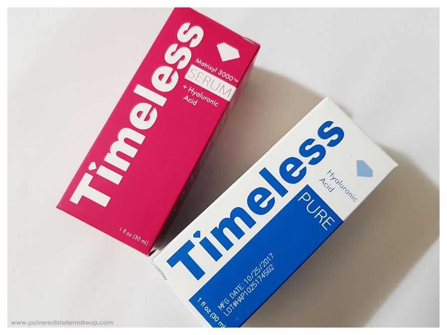 Timeless Skincare Prodotti anti-age