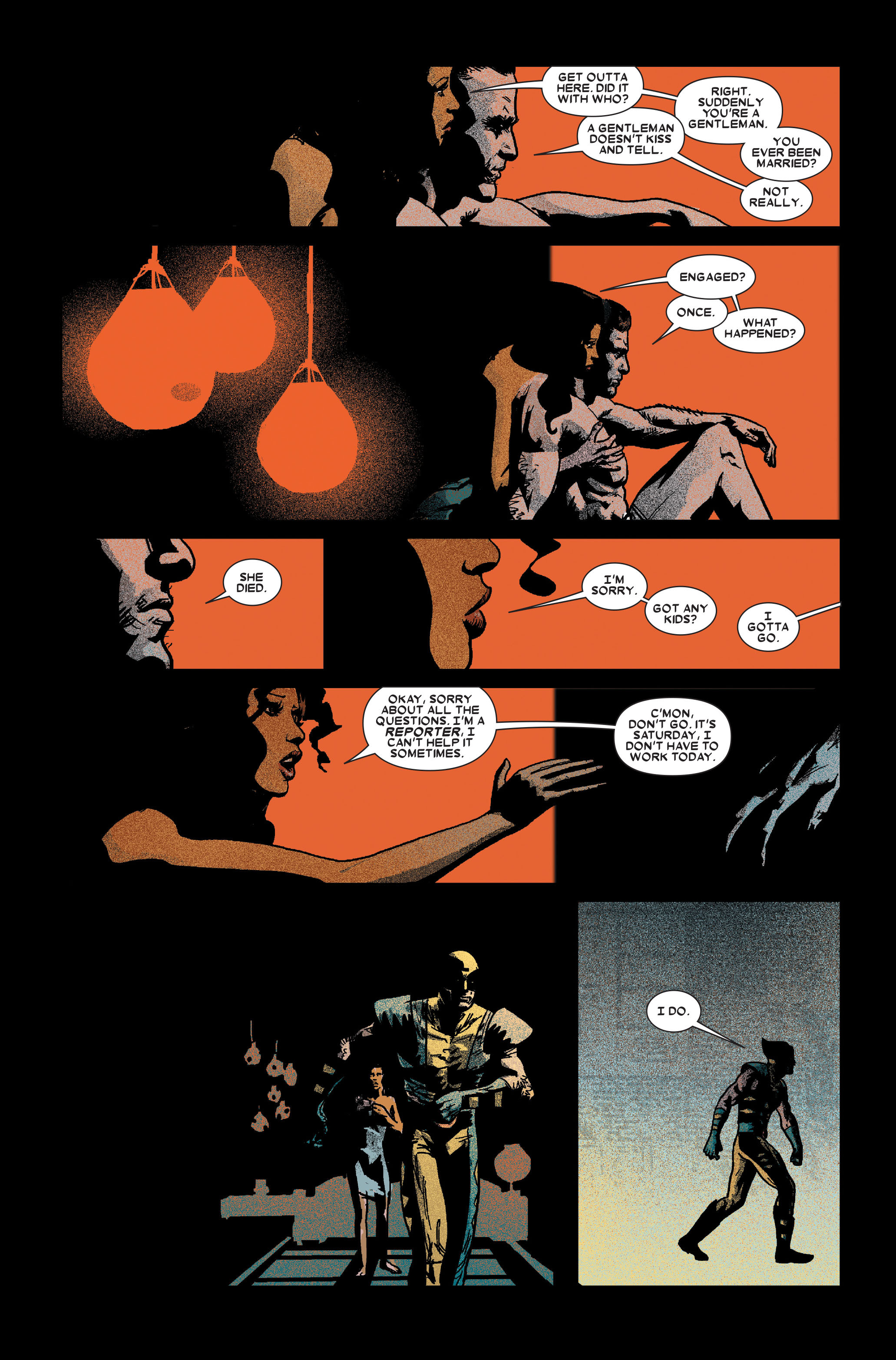 Read online Wolverine: Weapon X comic -  Issue #10 - 5