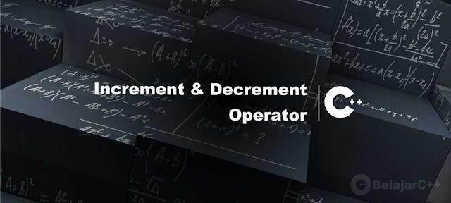 Pengertian dan Contoh Operator Penambahan dan Pengurangan - belajar C++