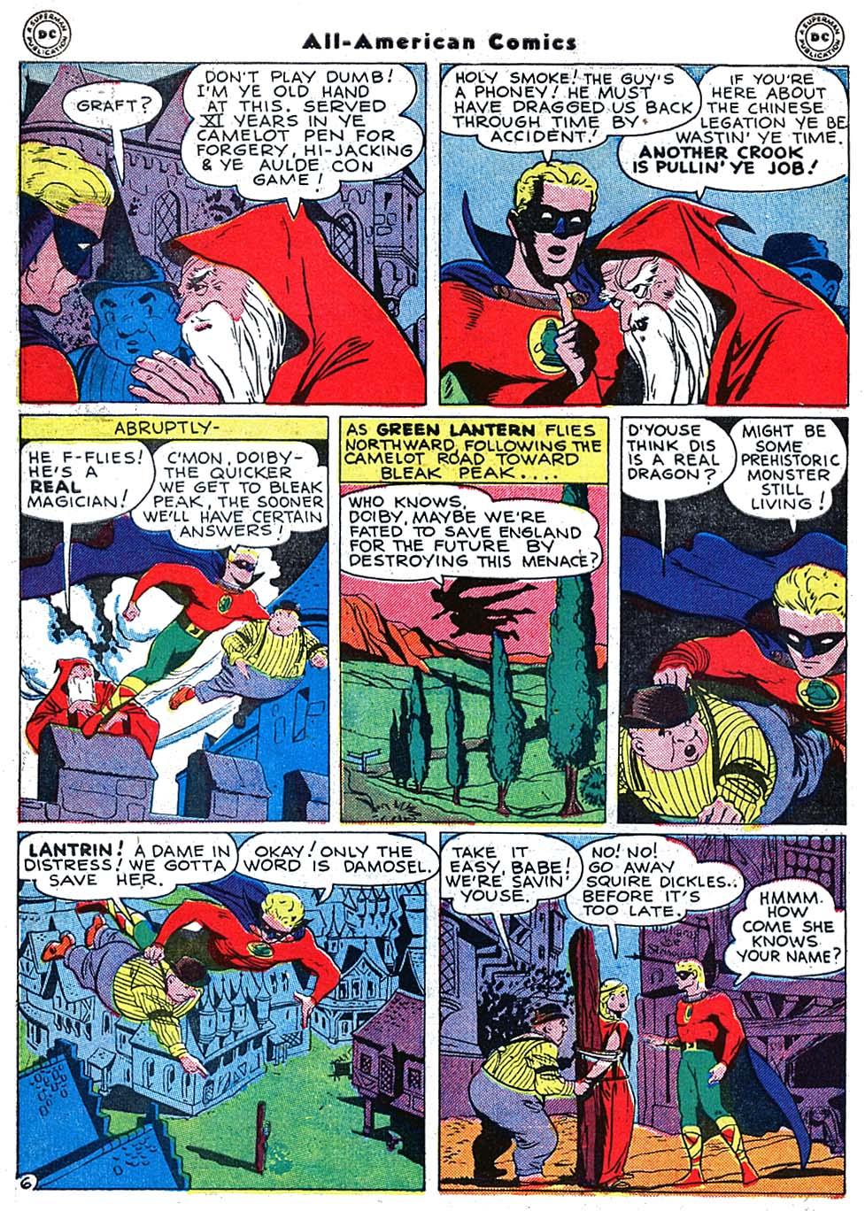 Read online All-American Comics (1939) comic -  Issue #72 - 8