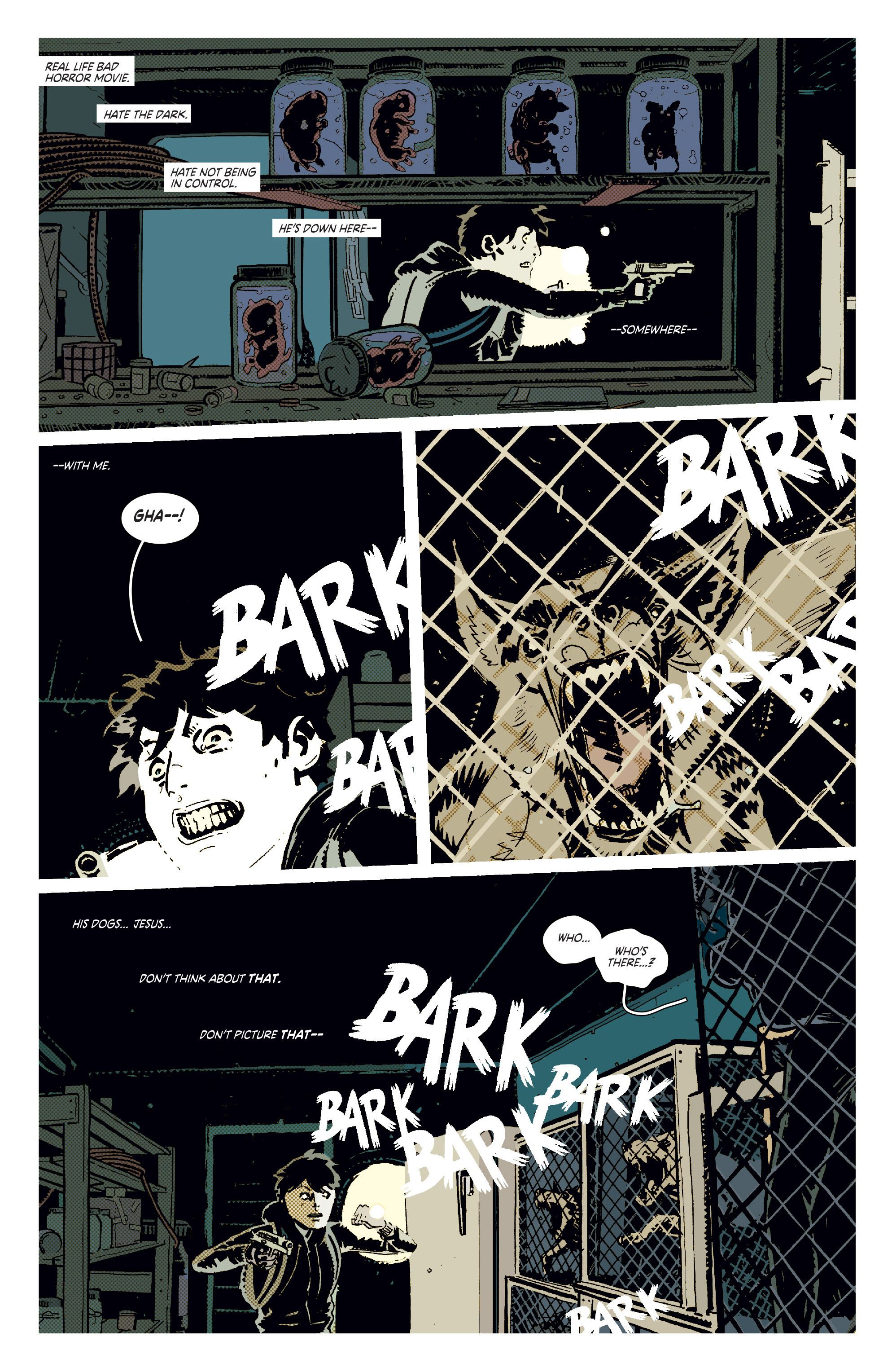 Read online Deadly Class comic -  Issue #11 - 13