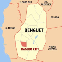 Baguio Map