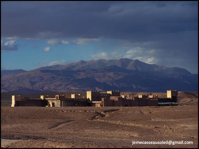 Jérusalem à Ouarzazate