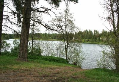 Access To Outdoors Avondale Lake Kootenai County Idaho
