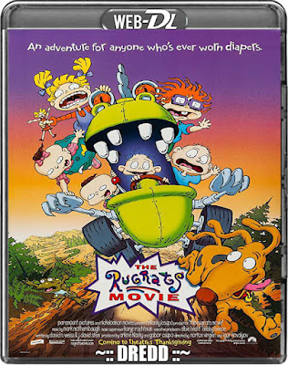 The Rugrats Movie 1998 Dual Audio 720p WEB HDRip 750Mb x264