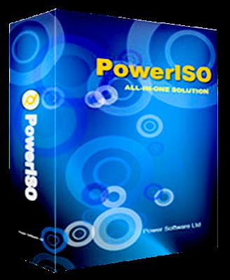 Power Software PowerISO Box