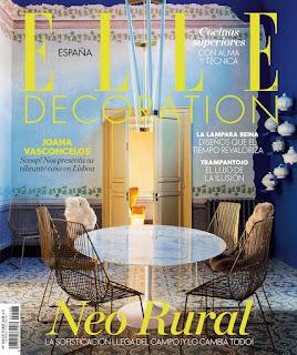 Revista Elle octubre 2018 cuidarsealos50