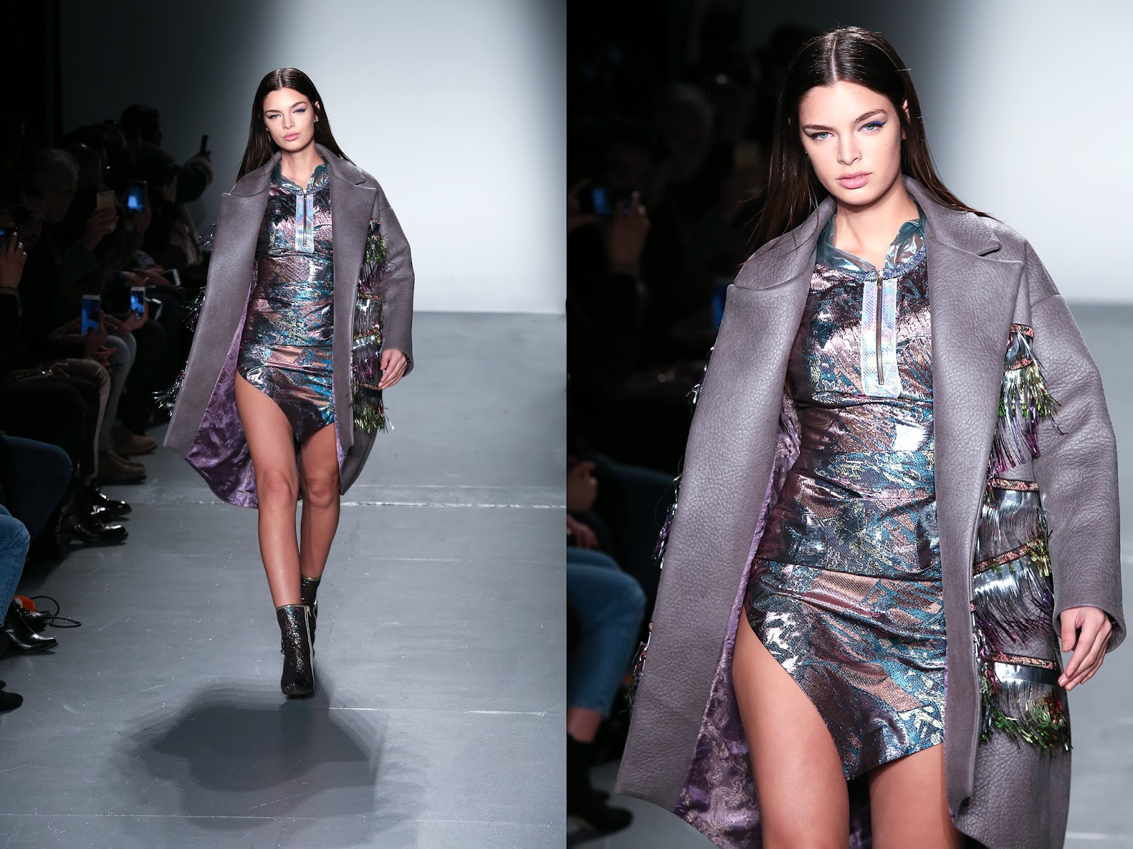 save off 16b22 7dac1 New York Fashion Week- Yes, this is me Collection with Custo ...