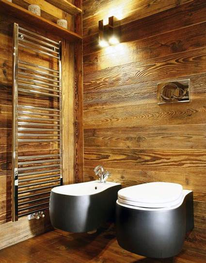 Wood Paneling Waterproof In Bathrooms 2