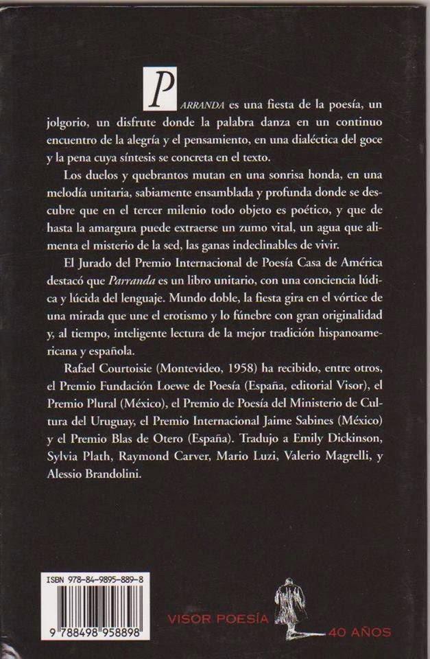 Parranda. Rafael Courtoisie