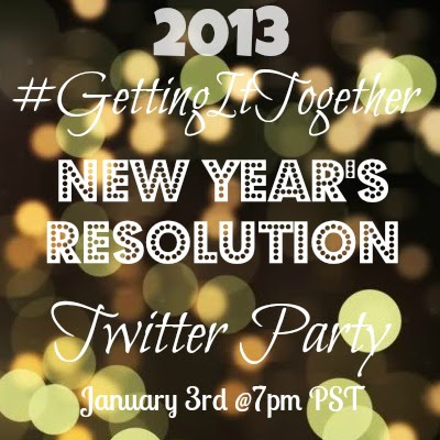 New years twitter party