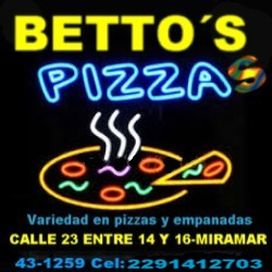 Bettos Pizzas