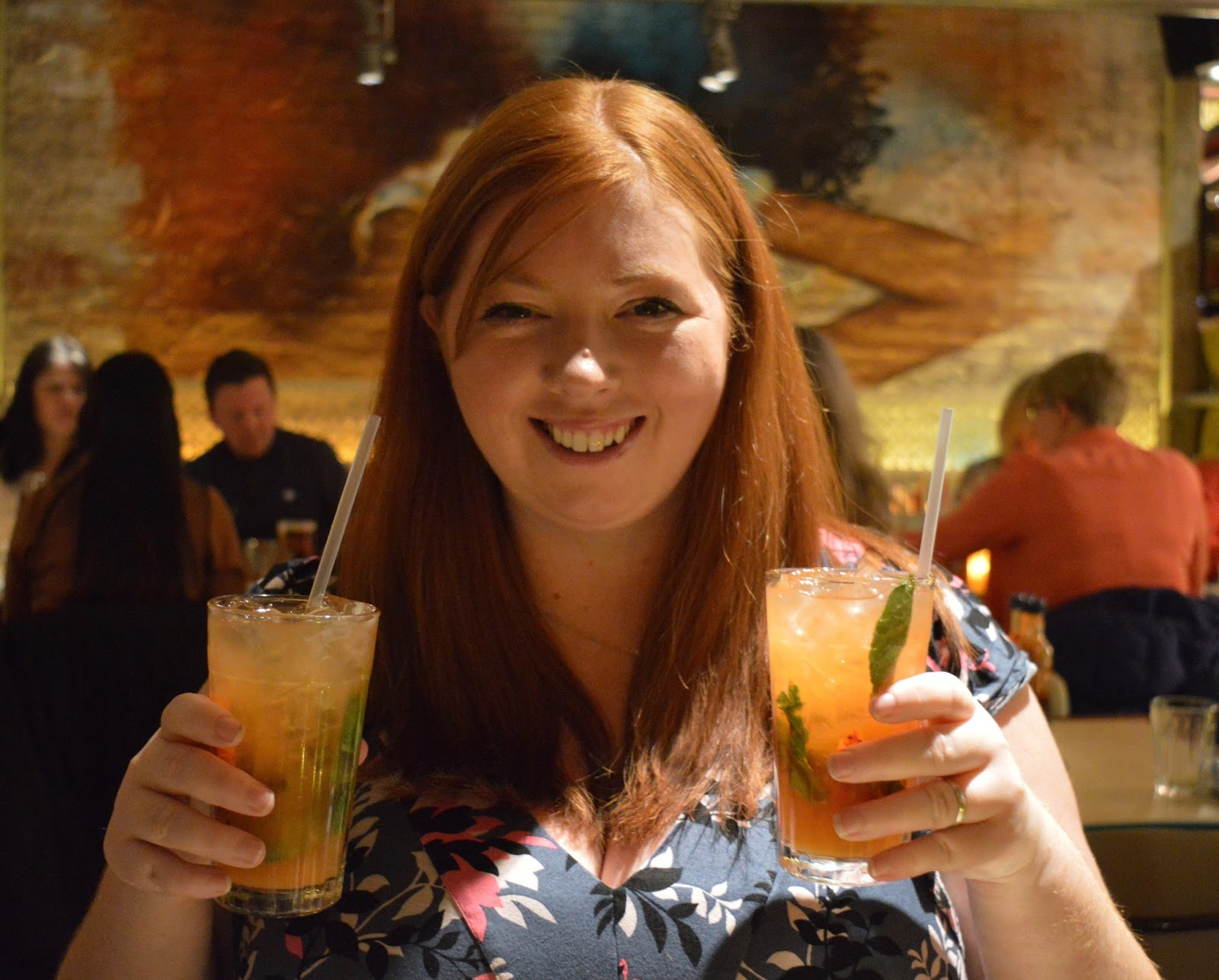 Buy one get one free cocktails during happy hour at Turtle Bay Newcastle