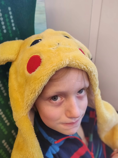 buy in pikachu hat