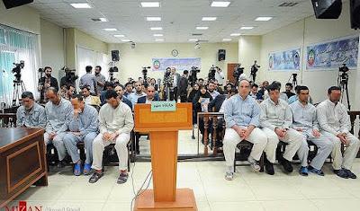 Tehran trial