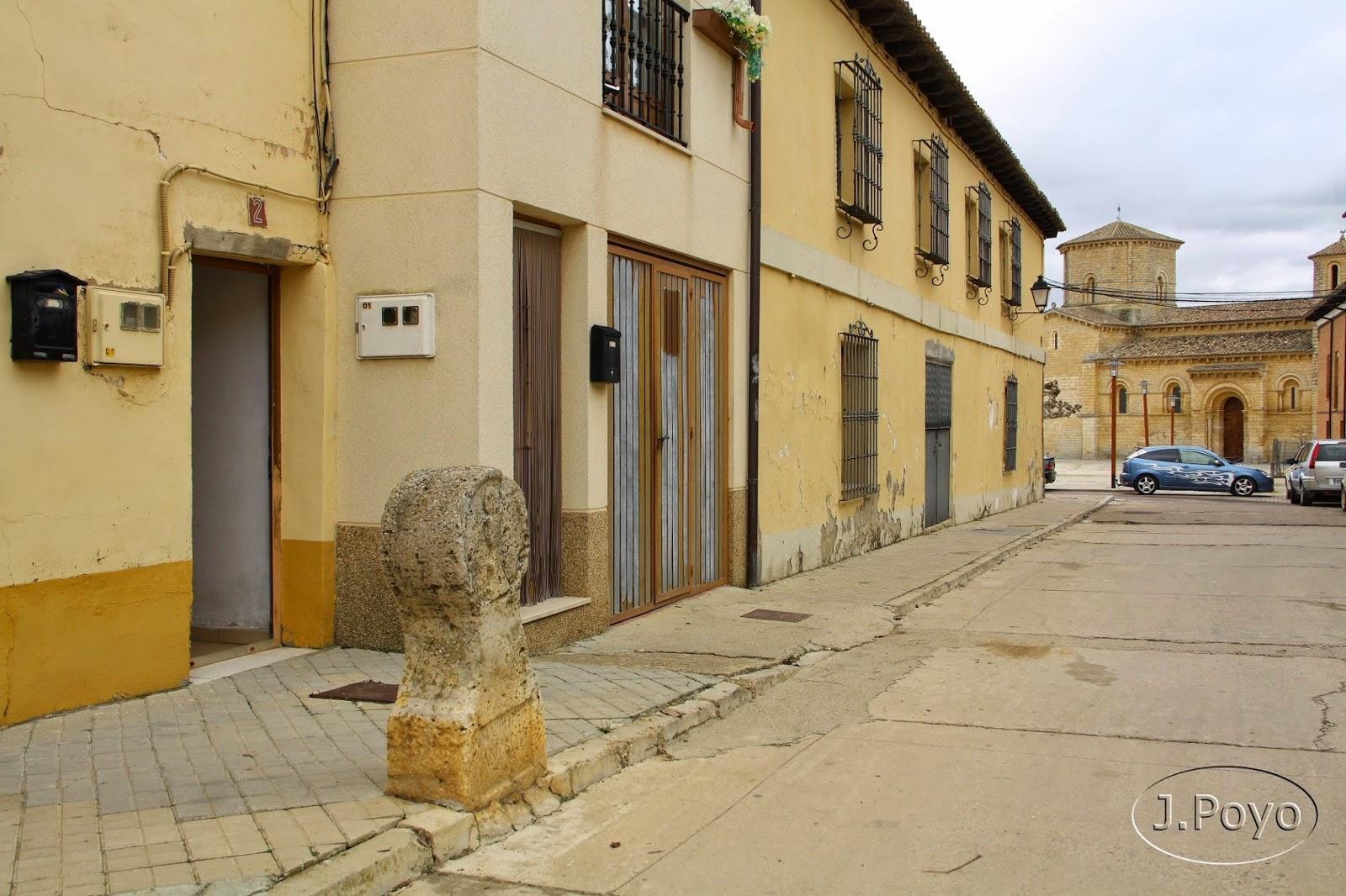 Calle del Milagro de Frómista