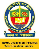 NDMC Counsellors Previous Year Question Papers