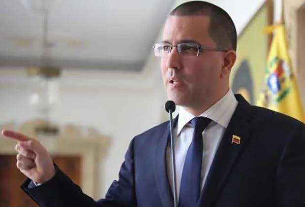 Arreaza: Apelaremos sanciones que nos impiden enviar petróleo a Cuba