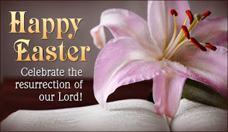 happy easter religious cards